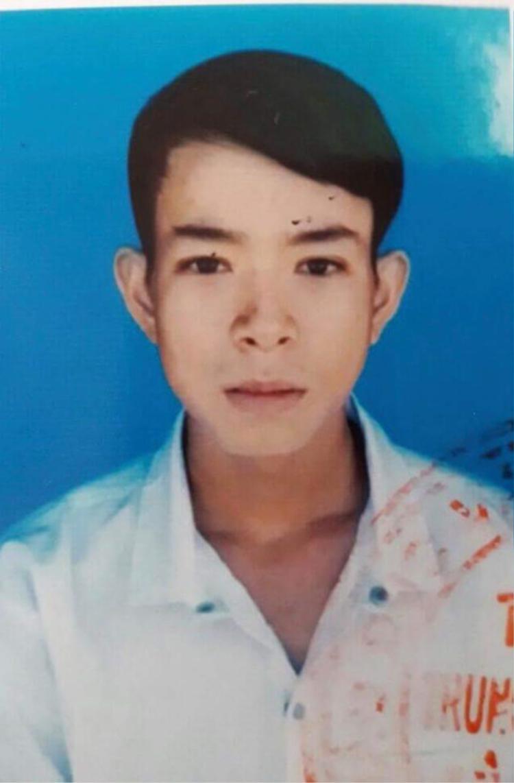 Nghi can Nguyễn Văn Điền. Ảnh: báo Thanh Niên.