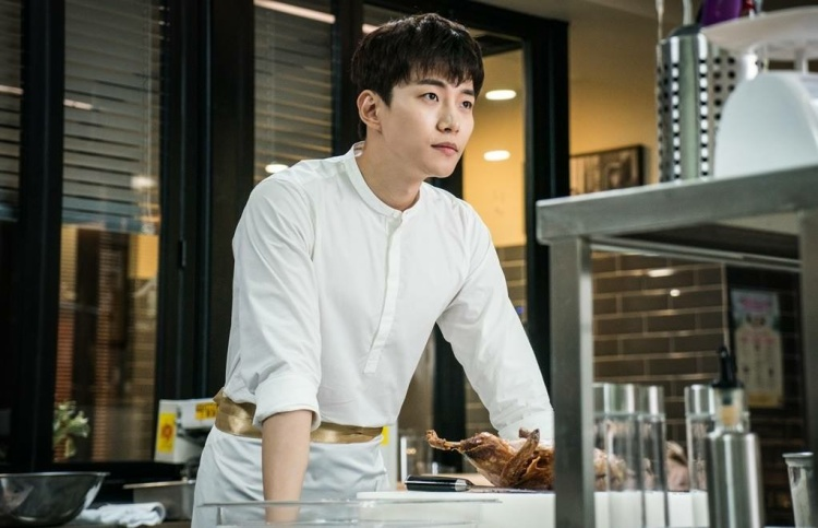 Đầu bếp Seo Poong.