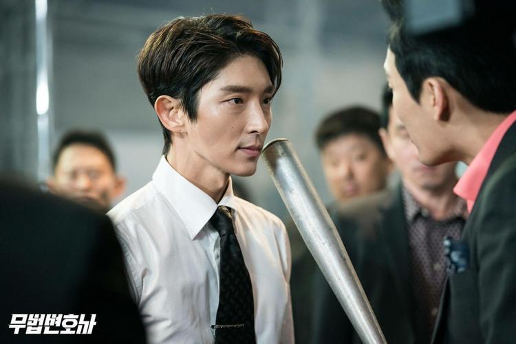 Lee Jun Ki.