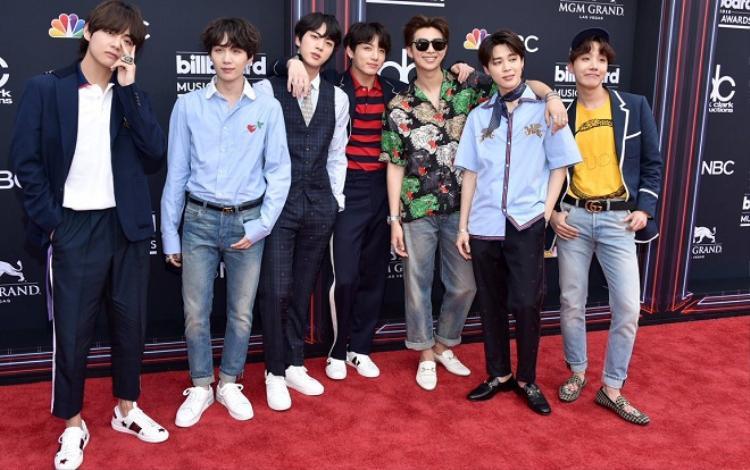 BTS đã có màn trình diễn ấn tượng tại Billboard Music Awards 2018