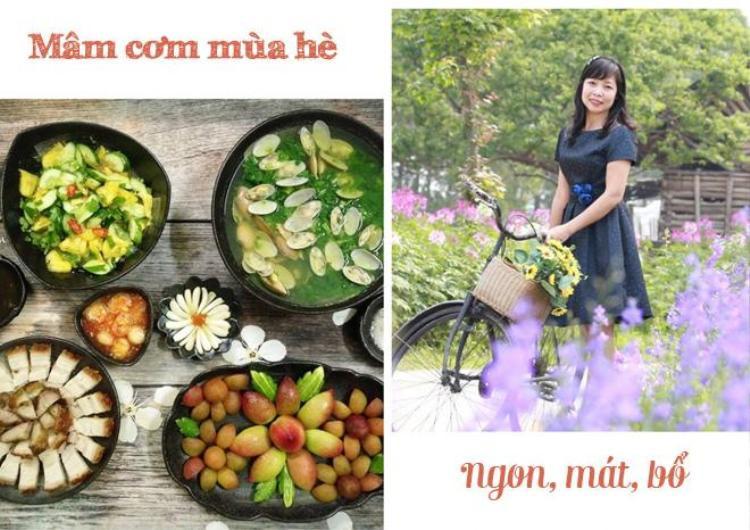 Mẹ Hà Nội chia sẻ những mâm cơm mùa hè mát mắt, đảm bảo trời nóng mấy vẫn ăn sạch trơn