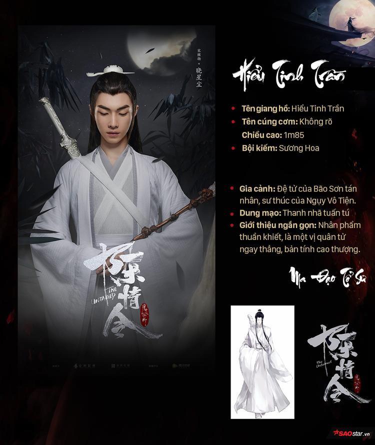 Không chỉ cặp đôi Lam  Ngụy, Ma đạo tổ sư còn chứa đựng một cuộc tình khiến fan nhức nhối