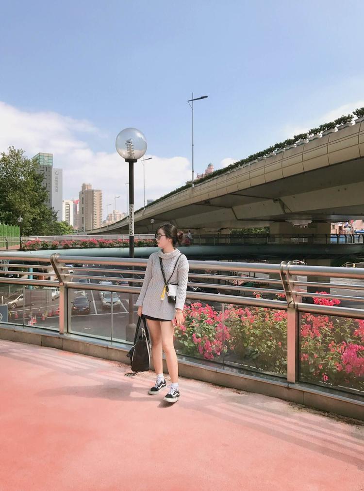 Linh Kett đã trưởng thành ở xứ người sau gần 1 năm trải nghiệm cuộc sống du học sinh tại Trung Quốc.