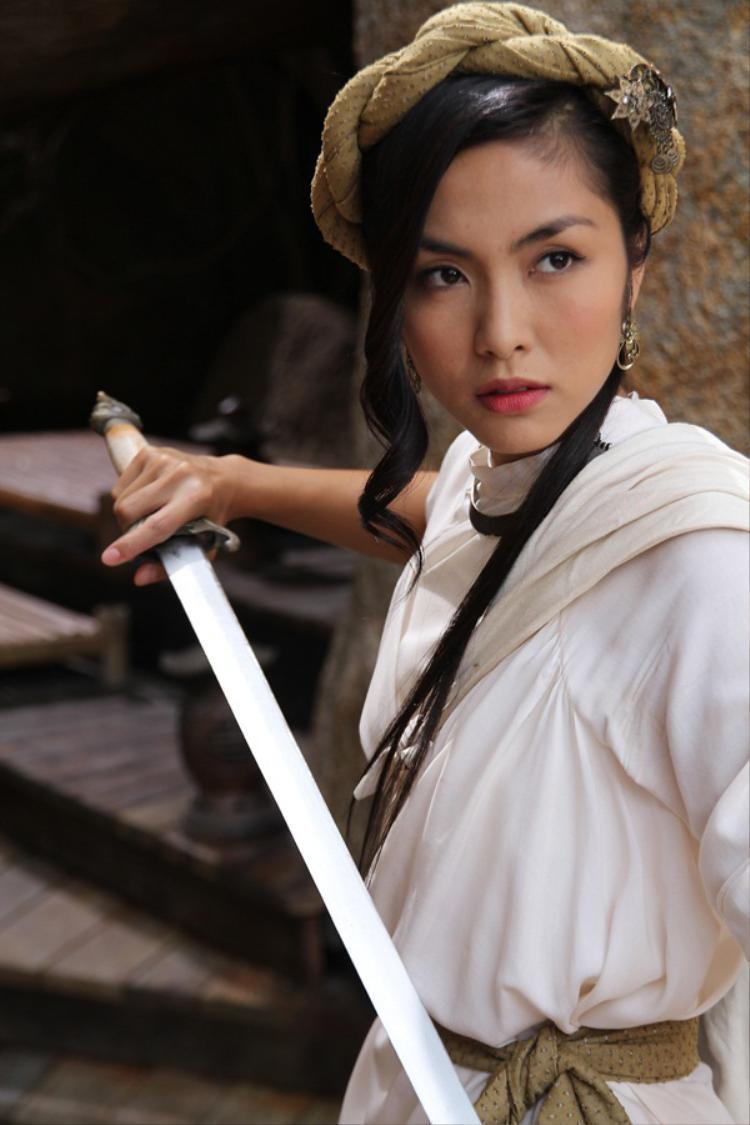 """Tăng Thanh Hà được mệnh danh là """"ngọc nữ"""" của làng điện ảnh Việt."""