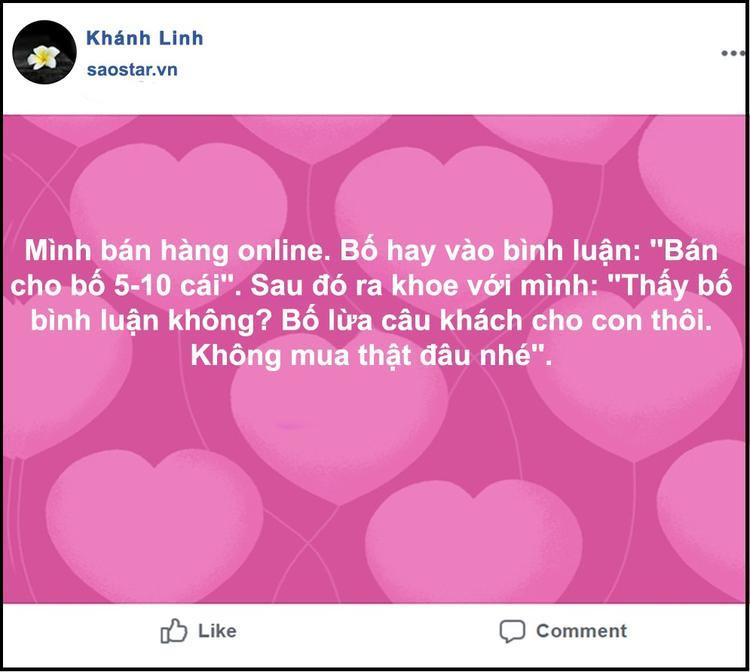 Những chuyện cười ra nước mắt khi bố mẹ chúng ta dùng mạng xã hội