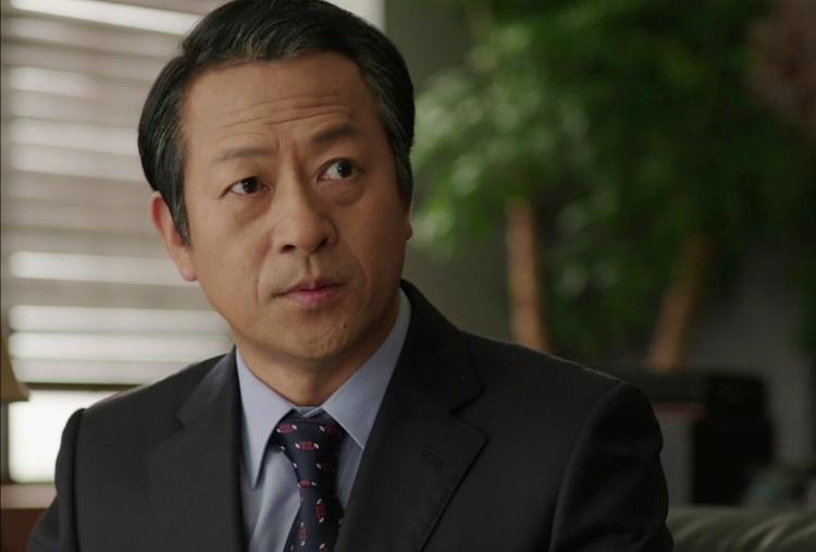 Nam diễn viên Choi Il Hwa.