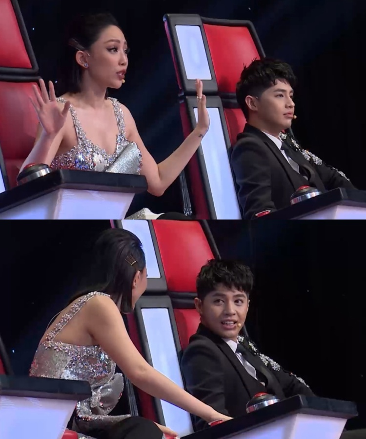 Bộ đôi Noo - Tiên lần đầu tranh luận trên ghế nóng.