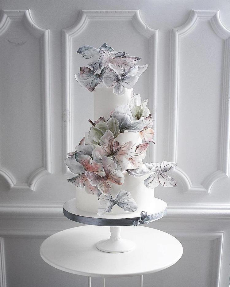 Cả thế giới cổ tích như thu bé lại bằng những chiếc bánh ngọt đẹp tuyệt tác này