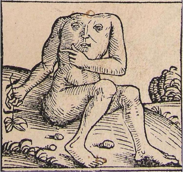 Vào khoảng thế kỷ thứ 16, 17, nhà thám hiểm người Anh, Sir Walter Raleigh cũng đã nhắc đến sinh vật này. Tuy nhiên, ông cho rằng chúng sống ở Guiana, thuộc Nam Mỹ.