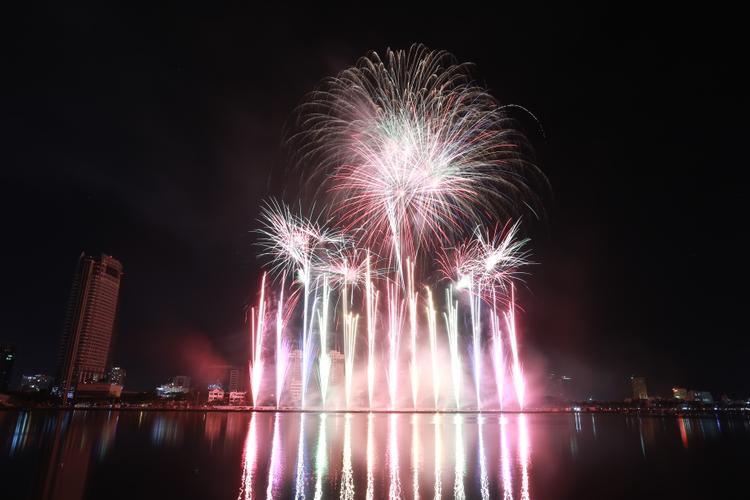 Đây cũng chính là thông điệp đầy nhân văn mà đội Hoa Kỳ muốn đem đến Lễ hội pháo hoa quốc tế Đà Nẵng 2018.
