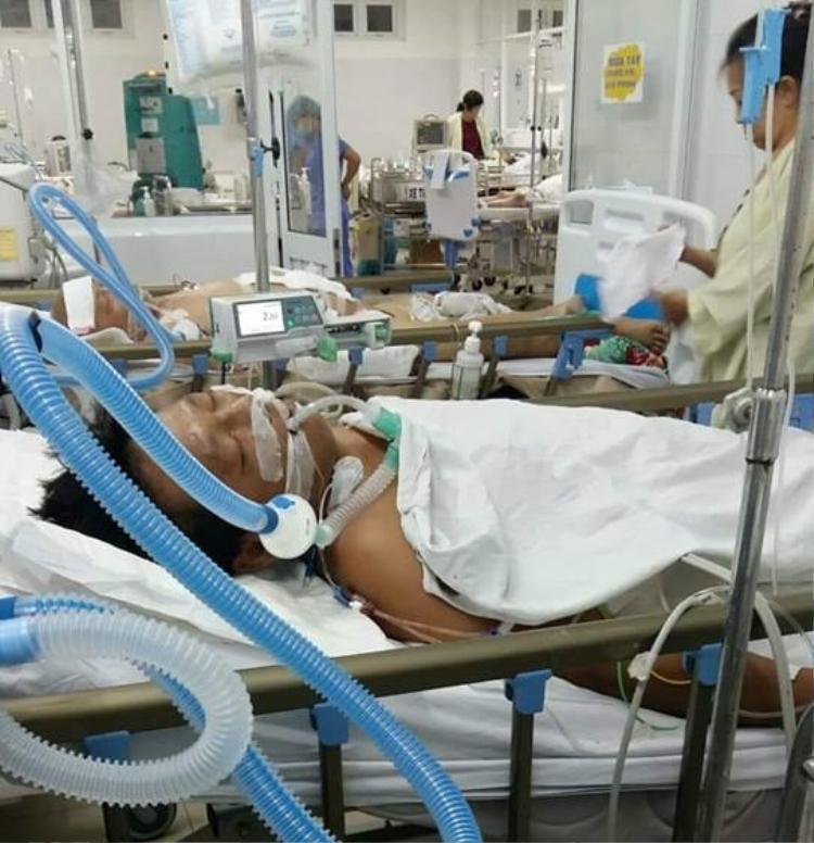 Anh trai của Thùy Trang đã qua cơn nguy kịch.