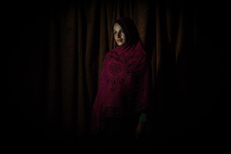 Khadija, 18 tuổi.