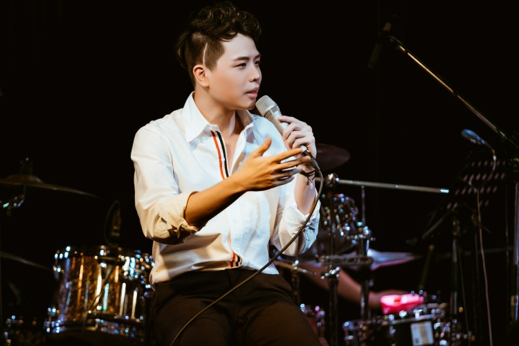 Trịnh Thăng Bình lần đầu kể chuyện chia tay bạn gái vì đi đóng phim
