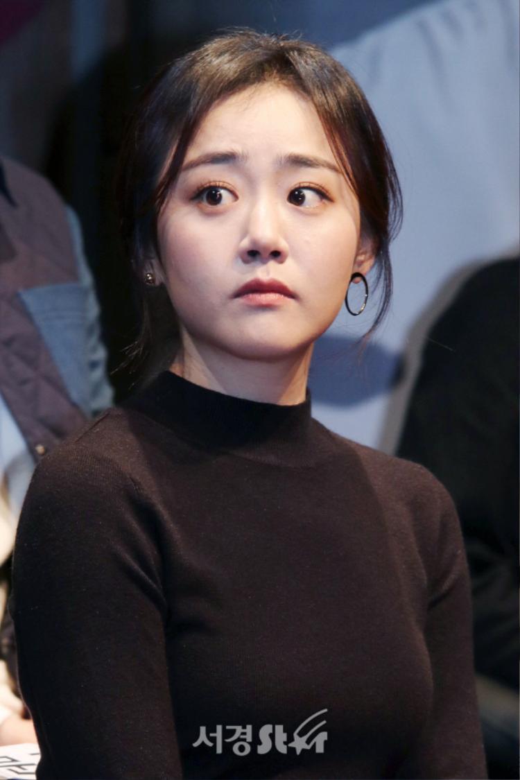 Ngôi sao nổi tiếng Moon Geun Young.