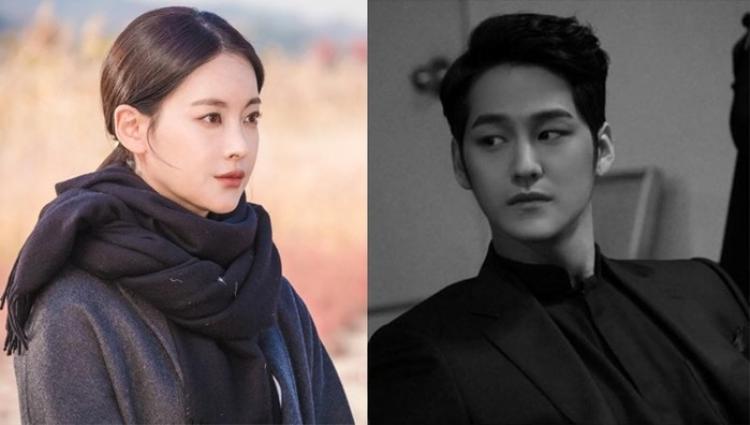 Oh Yeon Seo và Kim Bum.