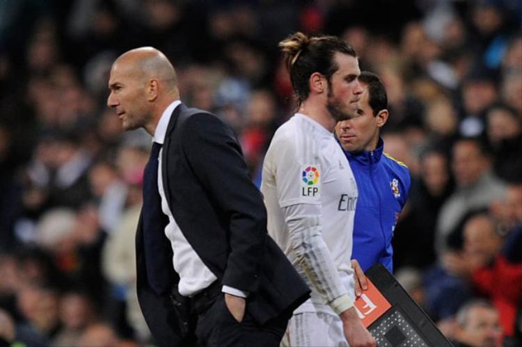 Căng thẳng với Zidane khiến Bale không muốn ở lại Real.