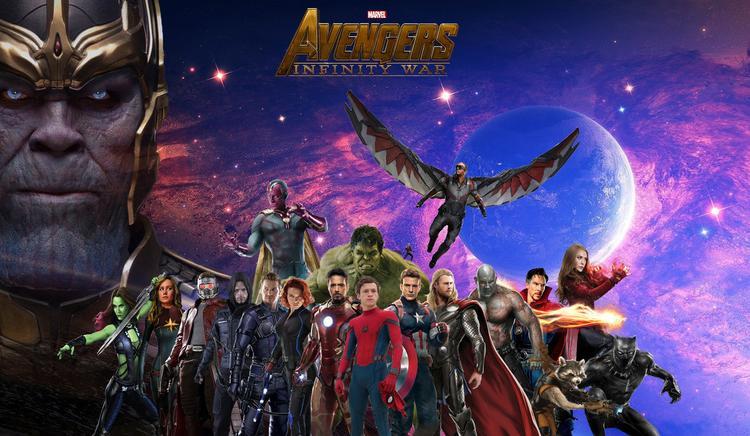 Một số lượng lớn các siêu anh hùng đã ra đi sau cú búng tay của Thanos.
