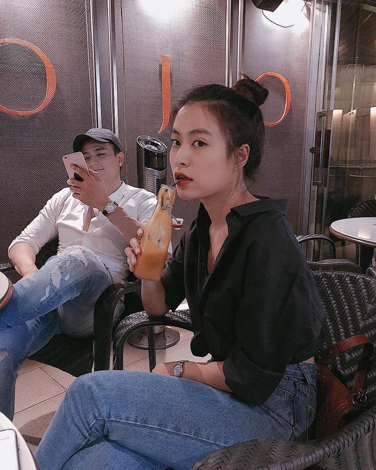 Hoàng Thùy Linh giữ kín chuyện tình cảm với Vĩnh Thụy vì sợ sóng gió