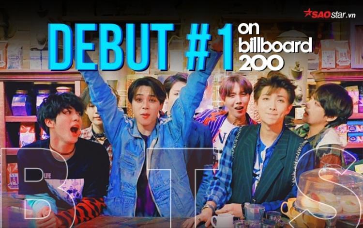 BTS vừa lập thêm chiến tích lịch sử cho âm nhạc châu Á.