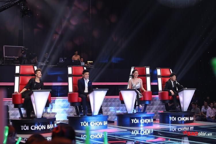 Tập 2 Giọng hát Việt 2018: Bộ ba mỹ nhân 4 chọn, chiếm trọn spotlight