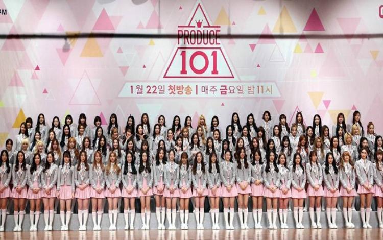 Produce 101 là chương trình truyền hình thực tế sống còn của Hàn Quốc