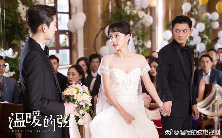 Phan Duy Ninh không phụ lòng Nhất Tâm, đến hôn lễ xin cô tha thứ