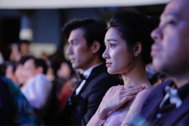 Cả hai liên tục bị hỏi về điều này khi tham dự các sự kiện, lễ trao giải điện ảnh.