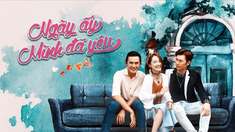 """Phim """"Ngày ấy mình đã yêu"""" sắp sửa ra mắt khán giả truyền hình với sự góp mặt của nhiều diễn viên nổi tiếng."""