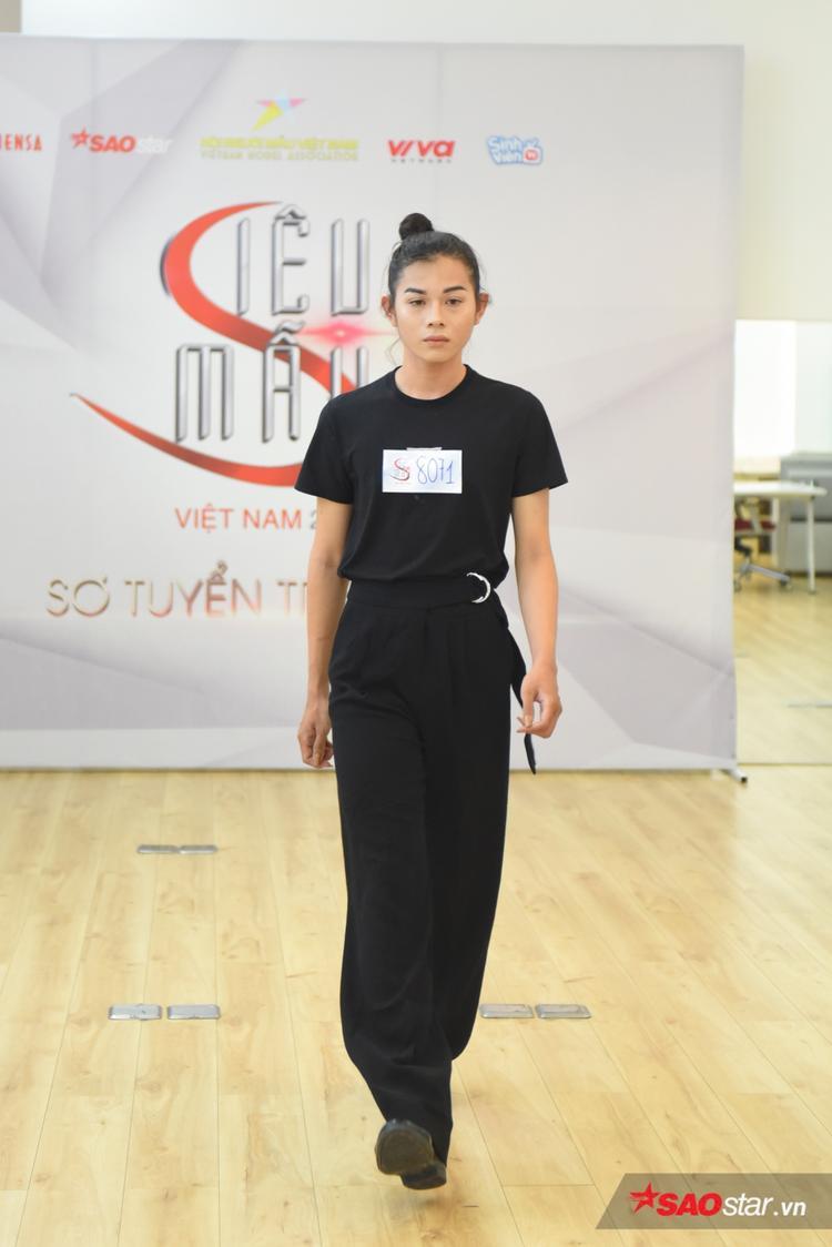 Tham gia cuộc thi Siêu mẫu Việt Nam 2018, anh chàngdự định thi với tư cách là một mẫu nam. Thông qua cuộc đua này, Kiệt muốn giới thiệu hình ảnh người mẫu phi giới tính đến đông đảo khán giả.