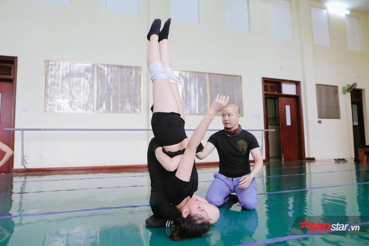 Diễn viên múa thường phải tuân thủ chế độ ăn kiêng khá khắt khe.
