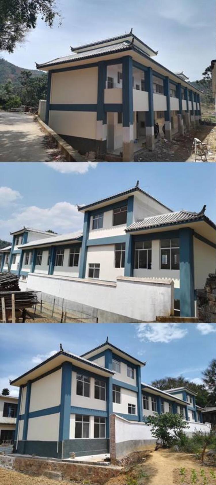 Dù chưa thể khánh thành và đi vào hoạt động nhưng tòa nhà chính để giảng dạy đã được hoàn thiện trước dịp sinh nhật thứ 29 của Yoona.