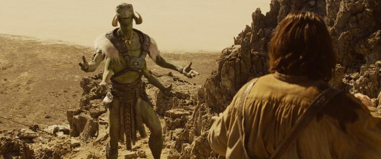 Nhân vật Tharks trongtiểu thuyết khoa học viễn tưởng A Princess of Mars. Ảnh: blogspot.com