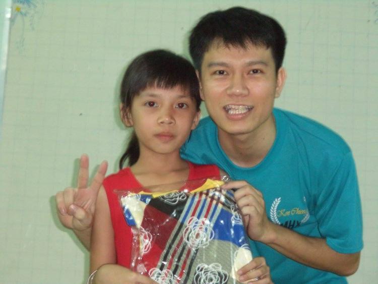 """""""Thầy giáo"""" Nguyễn Xuân Thạch."""