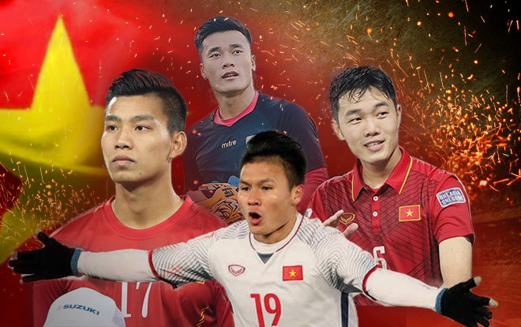 Các cầu thủ U23 Việt Nam phải cố gắng hơn nữa để xứng đáng tiếp bước Công Vinh.