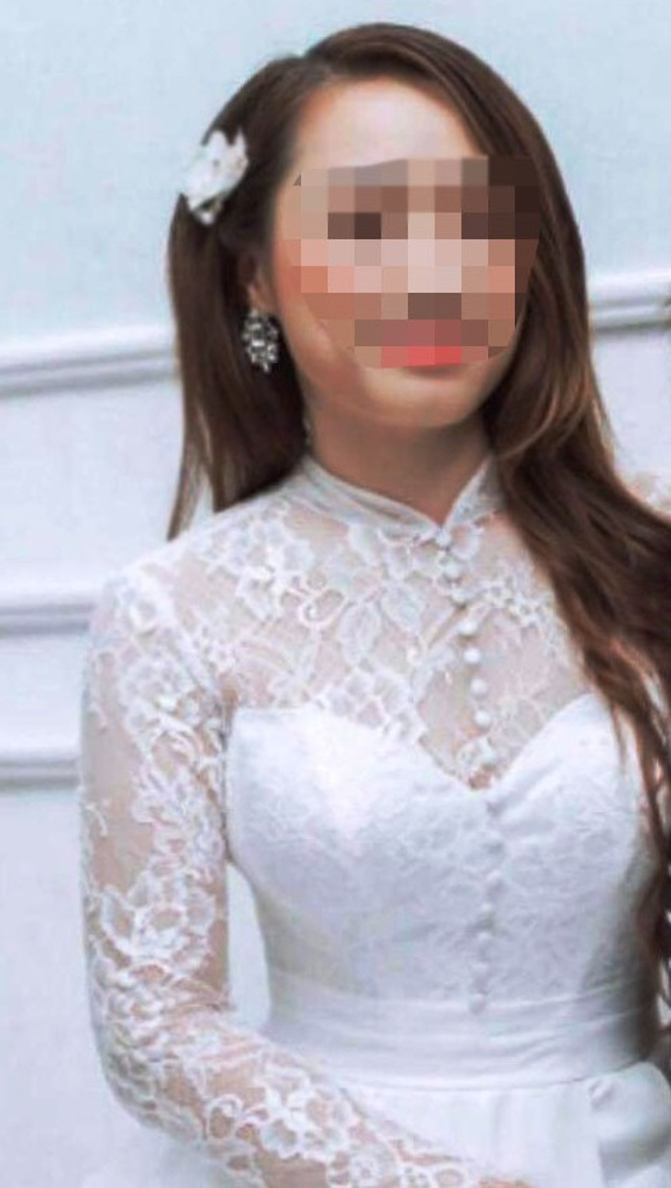 Bà Nguyễn Thị Ph. trước thời điểm chưa mất tích (ảnh Facebook cá nhân).