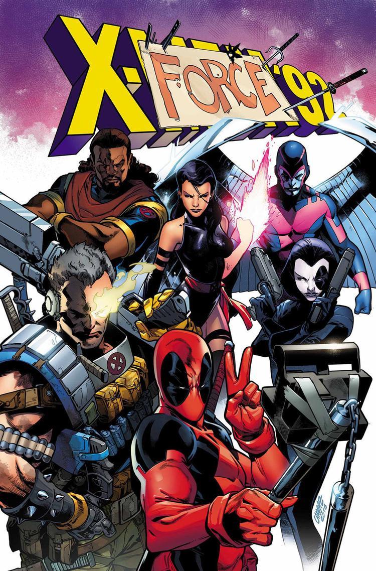 Sau Deadpool 2, sân khấu X-Force sẽ là của ai?