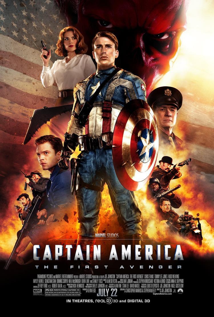 Vị siêu anh hùng đầu tiên Captain America đã xuất hiện từ Thế Chiến II.