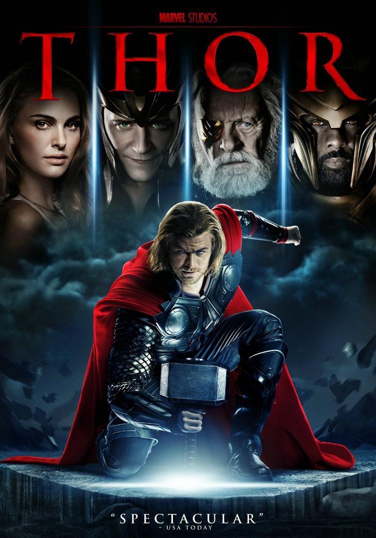 """""""Thor"""" là câu chuyện về đứa con của Asgard mang sứ mệnh bảo vệ công lý."""