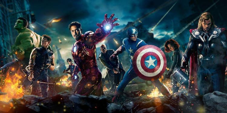 """Nhóm tinh nhuệ chính thức """"debut"""" trong """"The Avengers""""."""