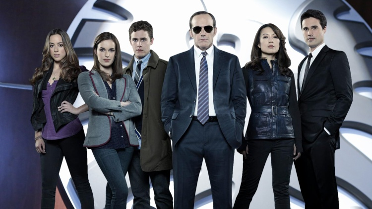 """""""Agents of S.H.I.E.L.D"""" là show truyền hình ăn khách của đài ABC."""