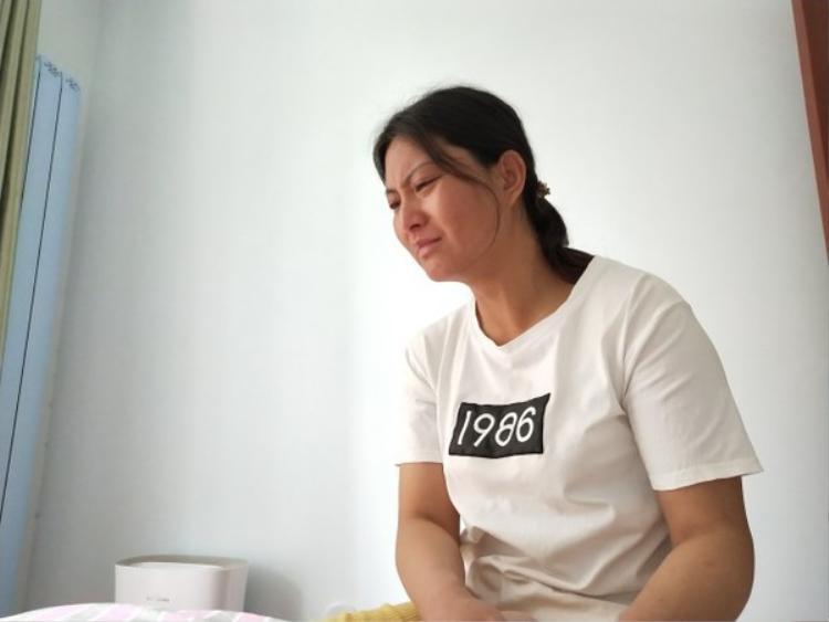 Mẹ của Triệu Tinh, bà Phong Linh.