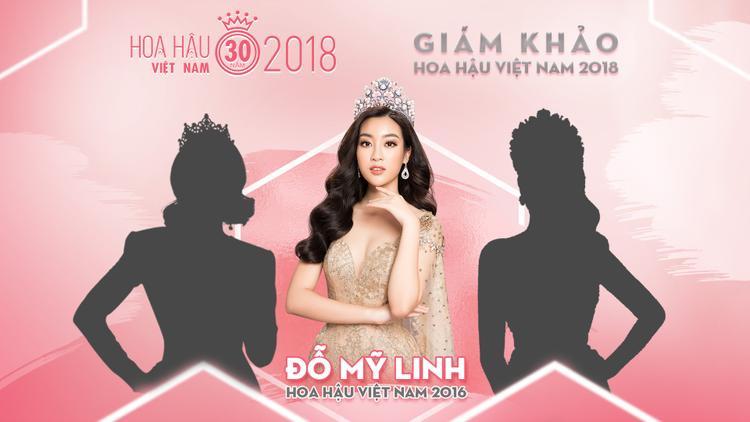 Ngoài Đỗ Mỹ Linh, vẫn còn những hoa hậu khác nằm trong BGK cuộc thi chưa được tiết lộ.