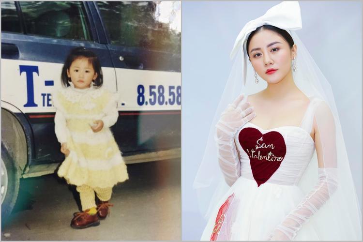 Văn Mai Hương đã trưởng thành và vô cùng xinh đẹp.