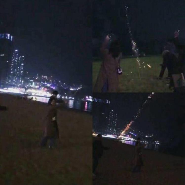 Chi Pu và những lần vướng tin đồn hẹn hò cùng JIn Ju Hyung.