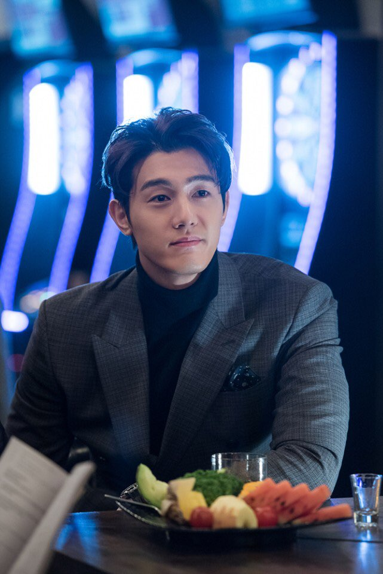 Lee Ki Woo sẽ xuất hiện với vai Kang Il Kwon, người kế thừa tập đoàn Moon Myung Group.