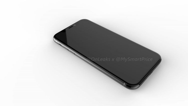 iPhone 2018 với màn hình 6,1 inch có thể sẽ là chiếc smartphone giá thấp nhất Apple trình làng vào tháng 9 tới.