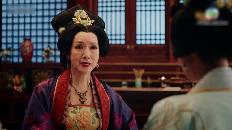 Bà diện kiến Chương Thượng cung để cầu giúp đỡ.