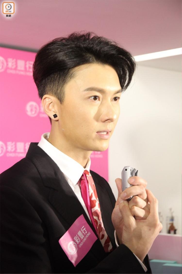 Nam diễn viên trả lời phỏng vấn của tờ ON vào cuối năm ngoái về lùm xùm đời tư
