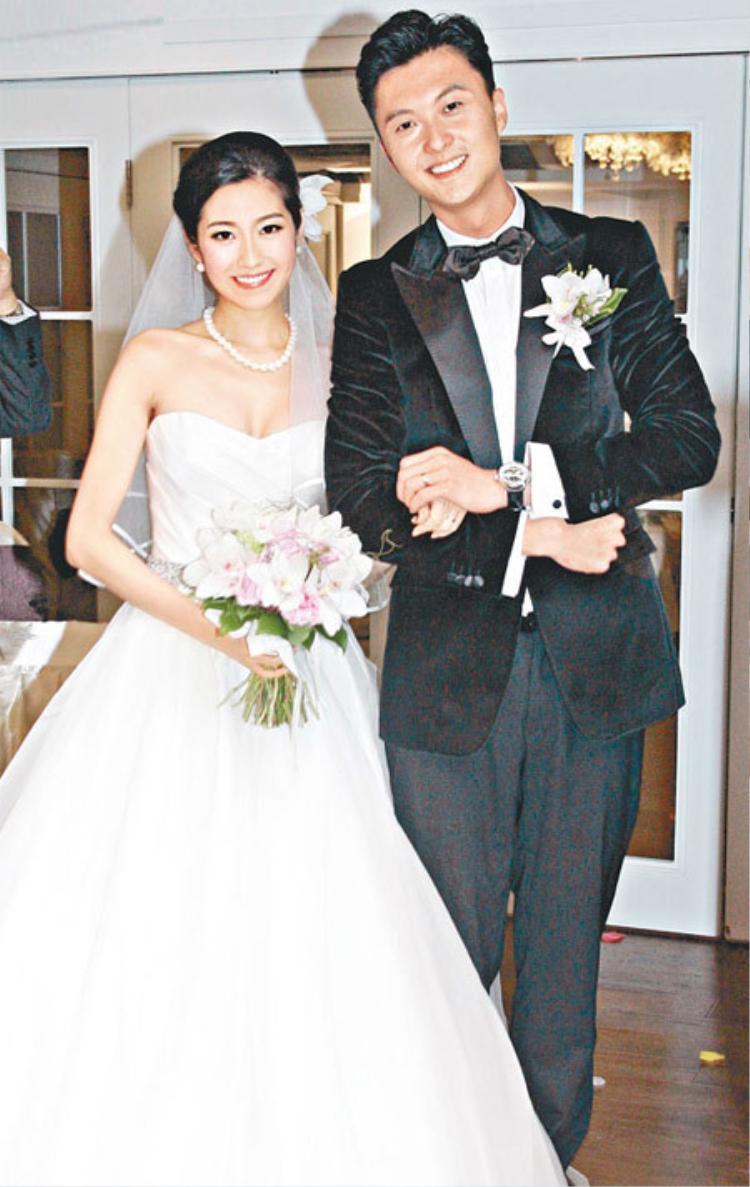 Cả hai kết hôn vào ngày 11/11/2011