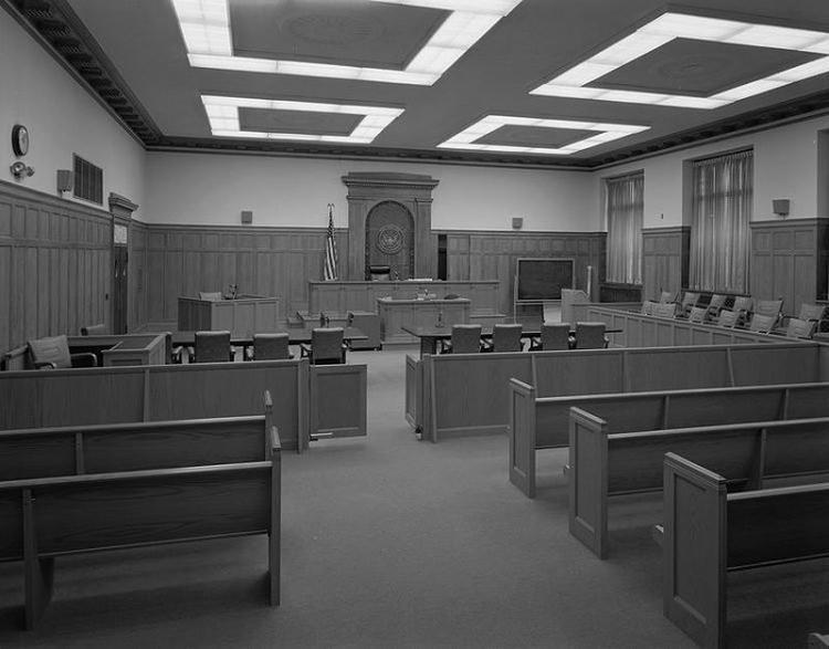 Phía tòa án vẫn đang thụ lý hồ sơ vụ kiện này. Ảnh minh họa